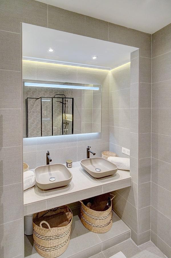 salle de bain - forville